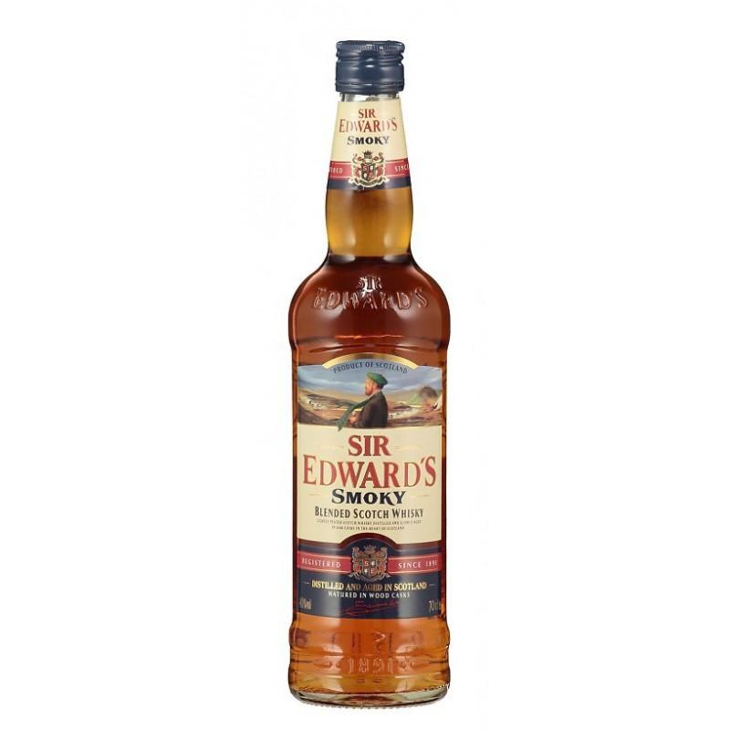 Купить Виски SW S.EDWARDS Smoky 0.7л