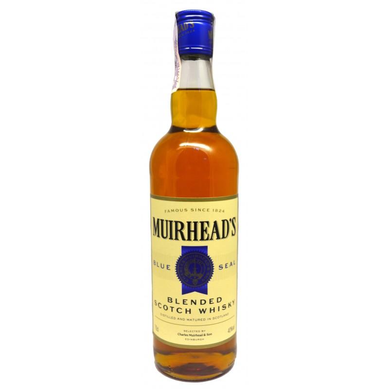 Купити Віскі Muirheads Finest Blended 0.7л