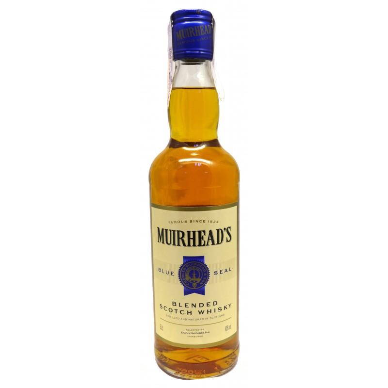 Купить Виски Muirheads Finest Blended 0.5л