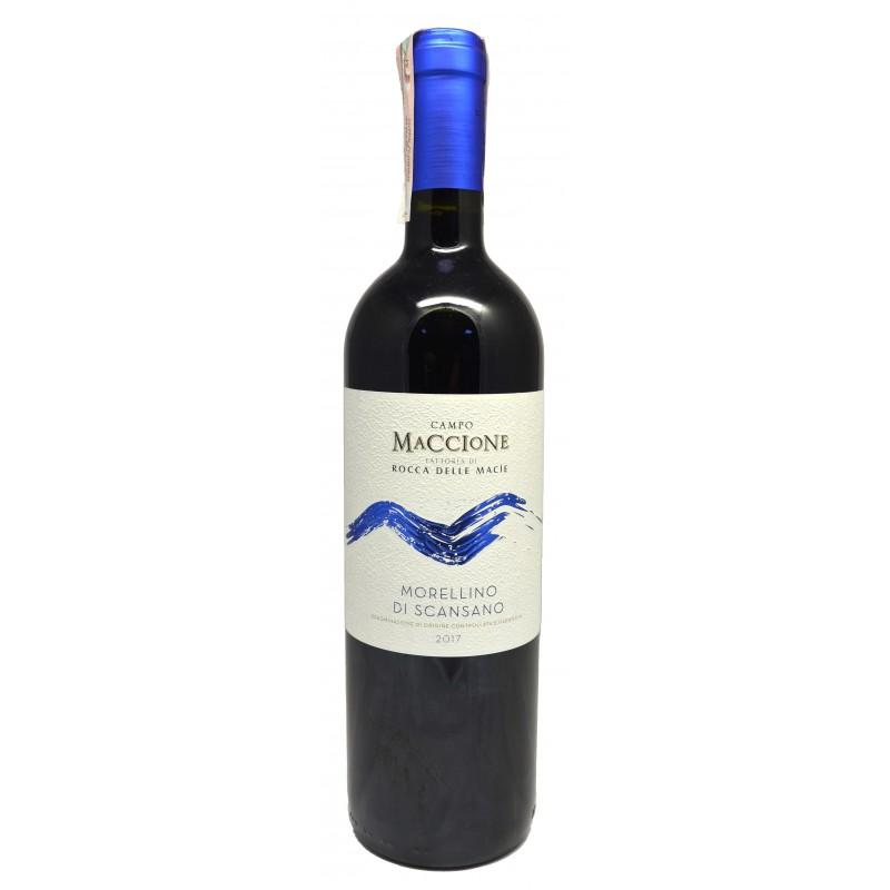 Купити Вино Morellino Campomaccione DOCG червоне сухе Rocca Delle Macie