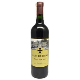 "Вино ""Croix de Brian Rouge..."