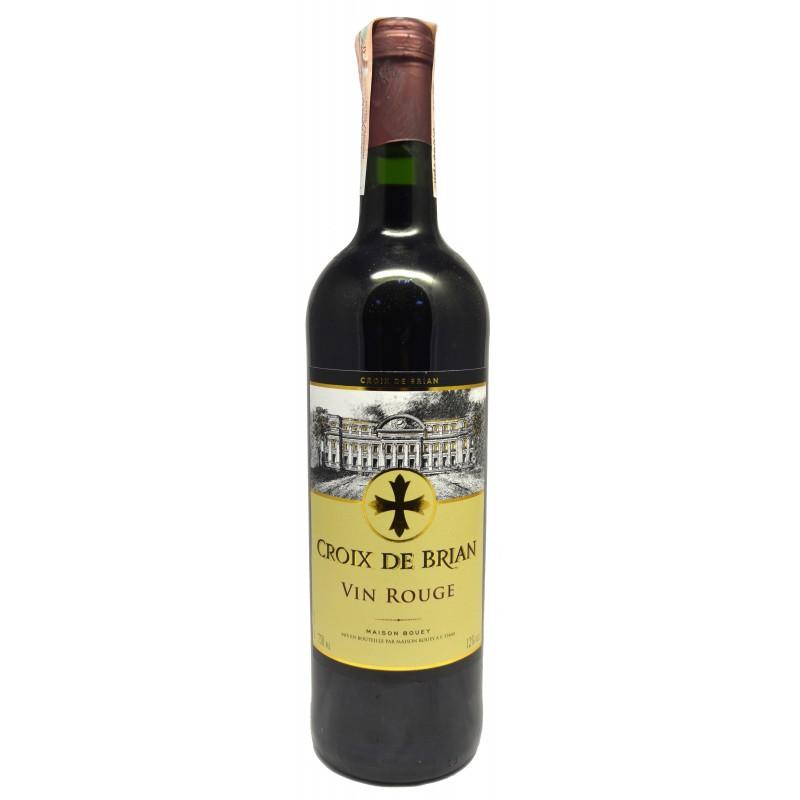 Купить Вино Croix de Brian Rouge Moelleux красное сухое