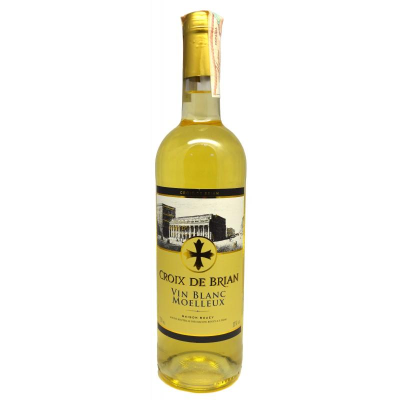 Купити Вино Croix de Brian біле сухе