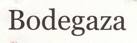 Bodegaza